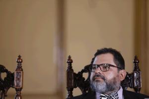 Francisco Alejandro Méndez. Foto: Mehalcar Álvarez, del 19 de octubre de 2017.