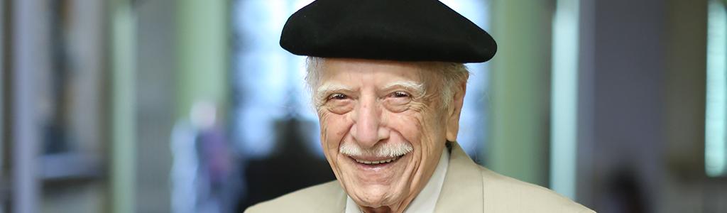 "Rodolfo Abularach (1933 - 2020), Premio ""Carlos Mérida"" 2019"